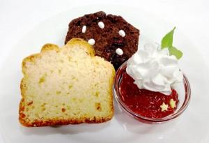 スイーツ_イリヤとクロのパウンドケーキs